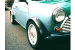 Classic Austin Mini Group 5 Arch Narrow 3 Inch Budget Type Flares