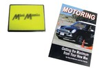 Air Filter Upgrade & Mini Motoring Book - Cooper S