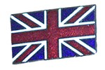 Pin British Flag