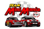 T-shirt Team Mini Mania 40th Anniversary Edition