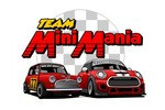 Mini Cooper T-shirt Team Mini Mania 2016 Ladies