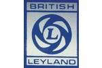 Austin Mini Leyland Square Rocker Cover Sticker