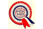 Austin Mini Special Tuning Rosette Transfer Decal