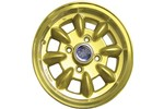 5x10 Mini Cooper Wheel From Mws Minilight - Gold