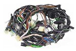 Front Wiring Harness 80-85 Minis W/2 Or 3 Clocks In Front Of Driver