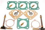 Classic Austin Mini Su Hs6 1 3/4 Twin Carburetor Repair Kit