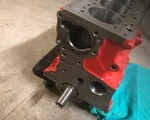 Part: Mini 1380 Rebuilt Short Block For Sale