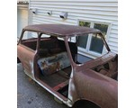 1960 Austin Body Shell Only Sedan For Sale