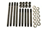 Austin Mini Standard Head Stud & Nut Kit, 9-stud