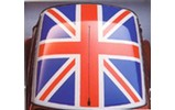 Classic Austin Mini Union Jack Roof Decal