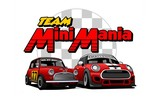 Mini Cooper T-shirt Team Mini Mania 2016 Ladies Small