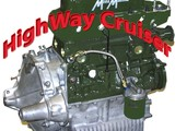 Highway Cruiser 1275cc Engine