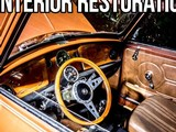 Classic Mini Interior Restoration Guide