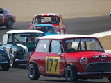 Can-Am Challenge Driving Assignments for 7-Car Mini Mania Team
