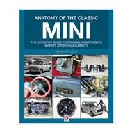 Anatomy of the Classic Mini by Mark Huthert
