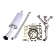 Classic Austin Mini-PERFORMANCE STAGE 1 KIT 998 WITH LARGE BORE CENTER EXIT