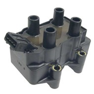 Classic Mini coil pack for NPI twin point 1996 and later