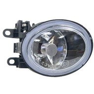 Classic Mini fog lamp light as fitted to the late model cars