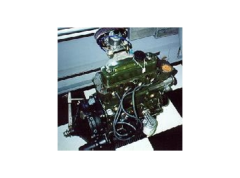 1380hp Power Unit With 5 Speed Transmission