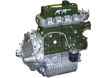 Classic Mini 1380 Engine & Transmission Powerunit- Complete