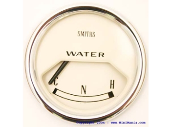 Smiths-water Temp Gauge (c-n-h)-electrical-magnolia Face