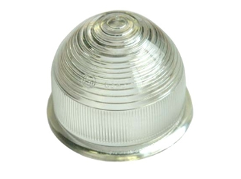 Clear Lens Glass Turn Signal Indicator Beehive