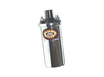 Ignition Coil Pertronix Chrome Oil Filled 1.5 Ohm