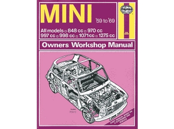 Haynes 59-69 Mini Workshop Manual