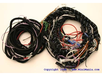 Wiring Harness 64-67 Cloth
