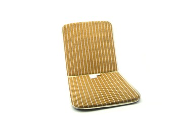 Classic Austin Mini Cooper Ventilated Seat Cover Cushion Protector - Tan