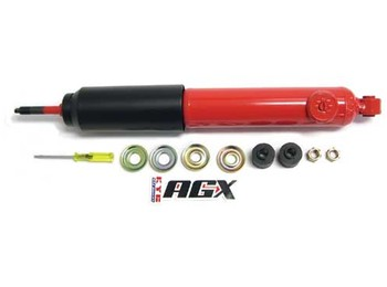 Twin Tube Gas Filled Adjustable Shock Absorber Rear
