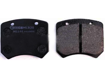 Austin Mini Brake Pad 's' Race Mia41 Mintex