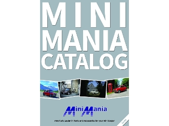 Mini Cooper Parts Catalog Of Imperative Parts For Your Classic Mini
