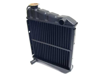 Austin Mini Radiator 2 Row Standard