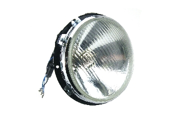Headlamp Headlight Assembly Wagner Hd