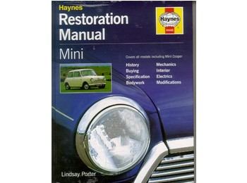 Mini Restoration Manual Book (porter/haynes)