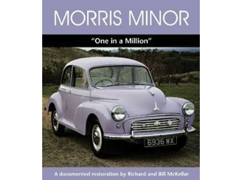 Morris Minor - One In A Million - A Father & Son Restoration Adventure