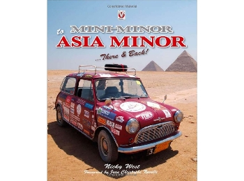 Austin Mini , Mini Minor To Asia Minor By Nicola Susanne West