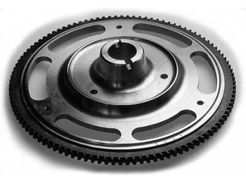 Ultra Light Flywheel For Pre-engaged Non-verto
