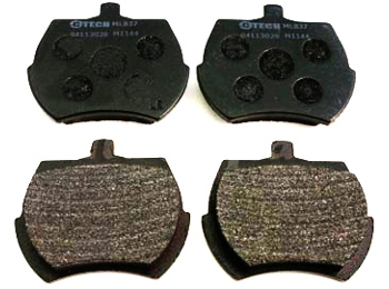 Brake Pad M171, Mini, Sprite & Midget