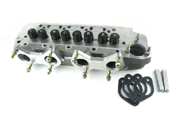 7 Port Alloy Aluminum Cylinder Head