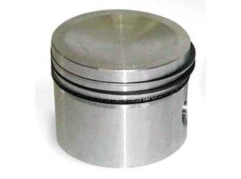 1275 + .040 Mega Dish Piston W/rings And Pin (set)