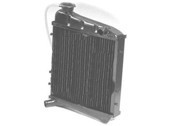 Austin Mini Radiator 4 Core For Super Cooling