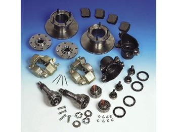 Austin Mini Brake Conversion Kit Drum To Disc 's' Value Line