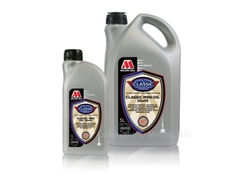 Classic Mini Engine Oil, 20w-50, 5l Jug