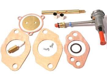 Austin Mini Su Hs4 Carb Waxstat Full Rebuild Kit