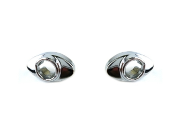 Classic Austin Mini Escutcheon For Exterior Door Handle Mk1 And Mk11