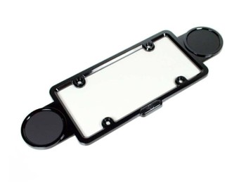 Gobadge License Frame Dual Badge Holder Basic