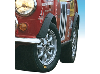 Classic Mini Flare Kit, Plastic Flares 1 3/4 Wide