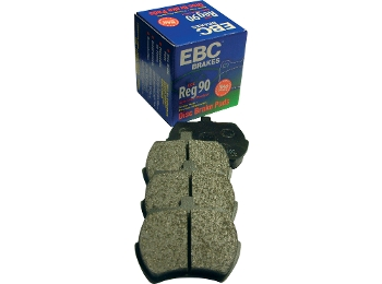 Classic Austin Mini Brake Pad Ebc Kevlar For 8.4 Disc Rotor